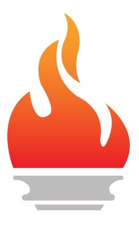 Anthem flame logo