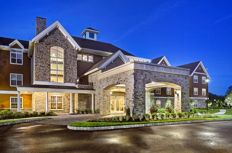 You'll love the incredible architecture at our Maplewood Senior Living communities.