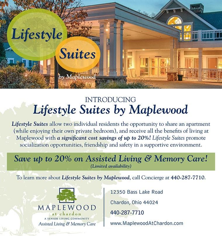 lifestyle suites announcement