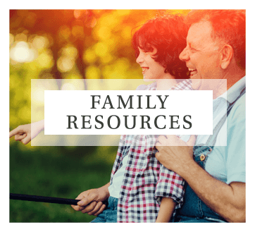 Visit our family resources page for additional information to help you decide if Maplewood at Strawberry Hill is right for you or your loved one