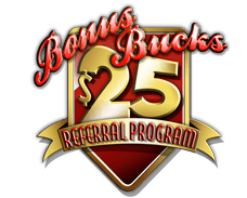 Bonus Bucks Referral Program is the best in Las Vegas