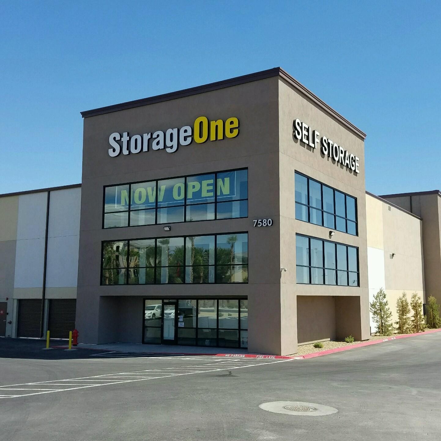 Self storage in Las Vegas NV