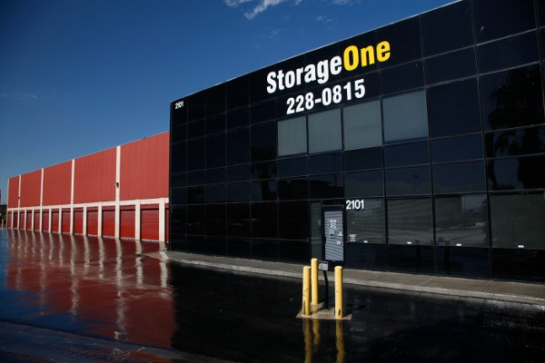 Self Storage Units In Las Vegas
