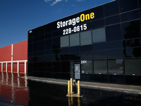 Our features at self storage in Las Vegas