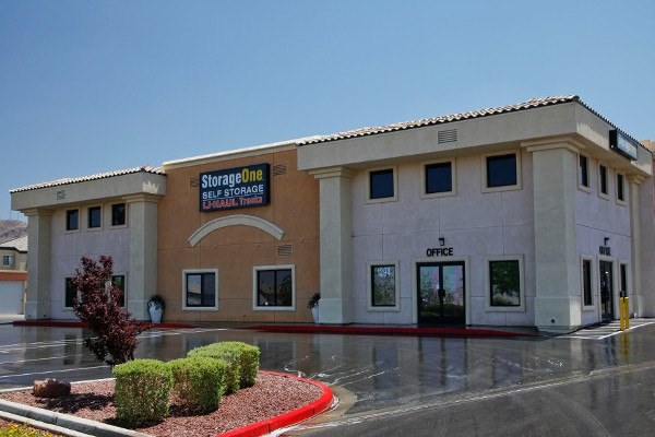 Our Self Storage Facility In Henderson