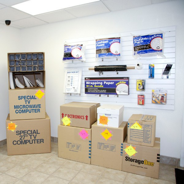 storage supplies in henderson