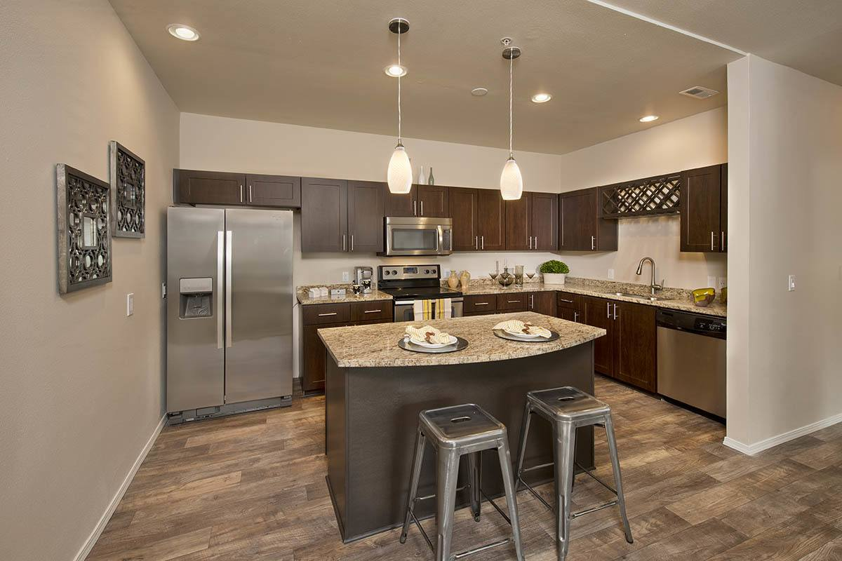 Luxurious Kitchen at Altamont Summit in Happy Valley