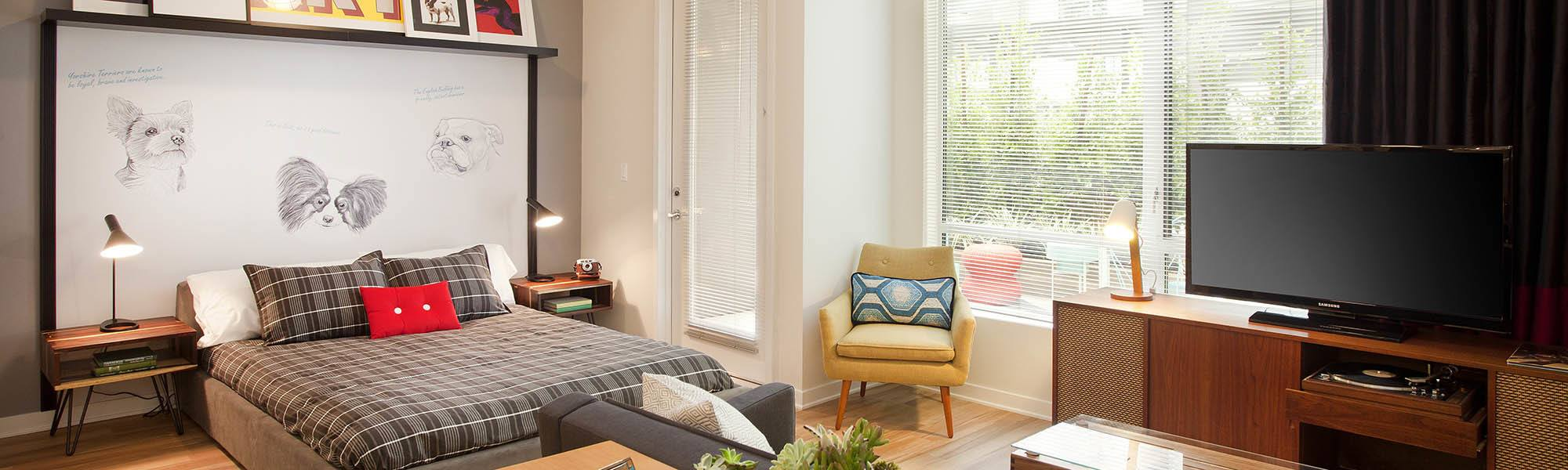 View our floor plans at Brio Apartment Homes on our website