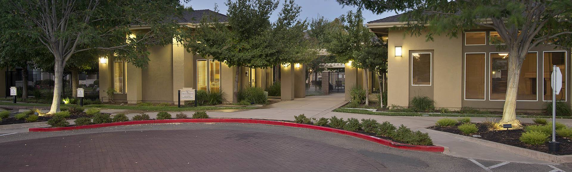 View photos of our luxurious property at Cross Pointe Apartment Homes in Antioch, CA
