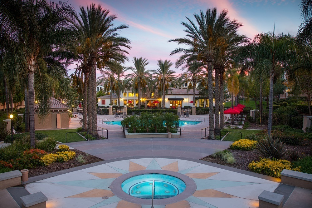 Coming home to Esplanade is a breeze through the beautiful palm trees. Top notch service and impeccably maintained grounds makes this the best community in Riverside, CA.