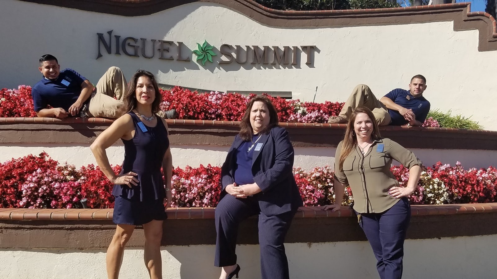 The incredibly responsive and fast-acting team at Niguel Summit makes our residents happy.