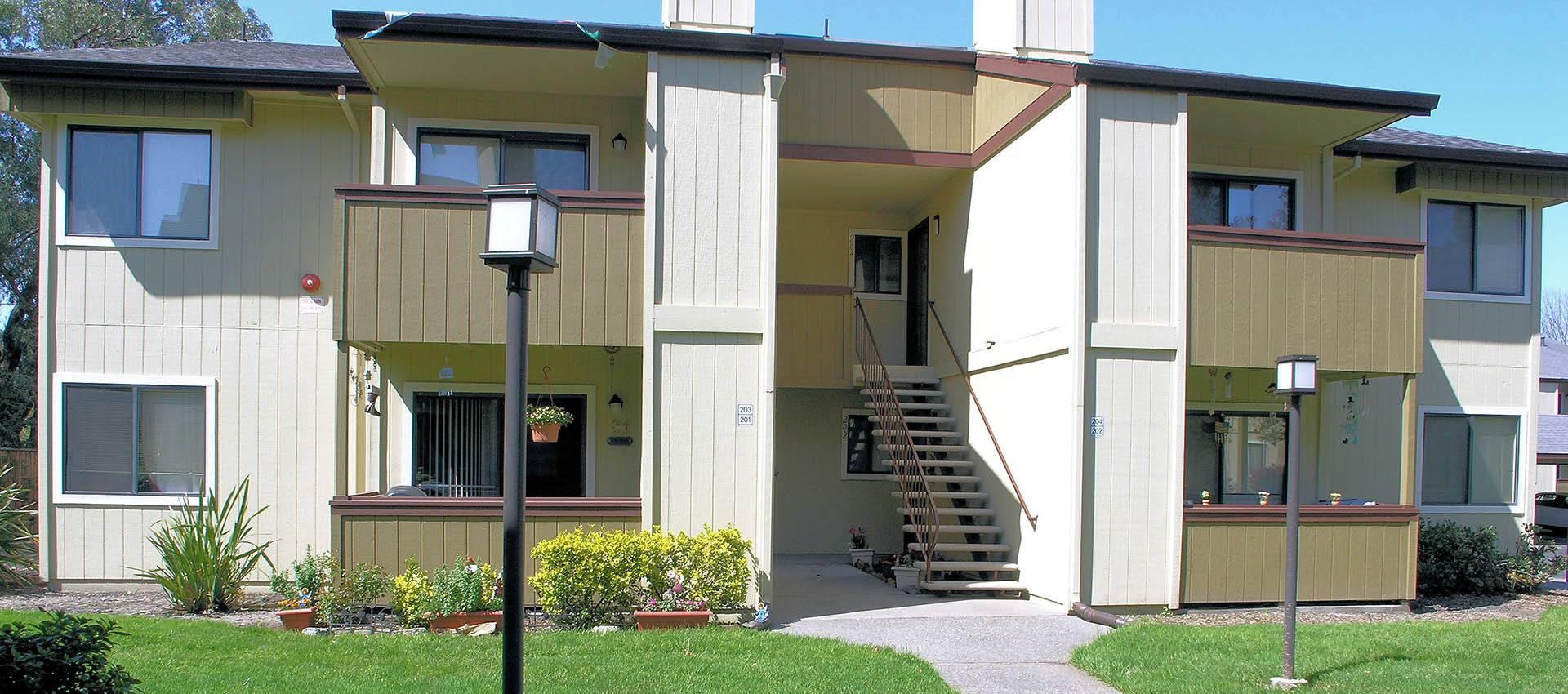 Park Ridge Apartment Homes Rohnert Park Ca