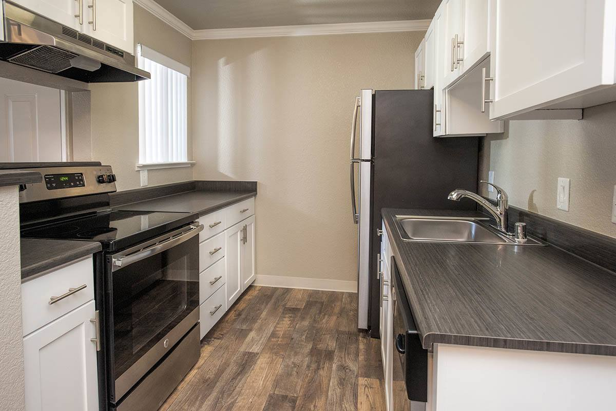 Luxurious Kitchen at Plum Tree Apartment Homes