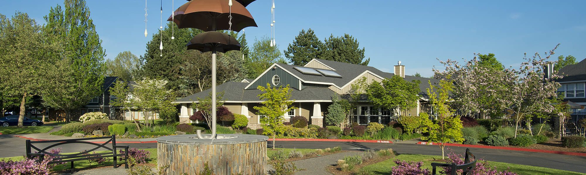 Learn about our neighborhood at Slate Ridge at Fisher's Landing Apartment Homes in Vancouver, WA on our website