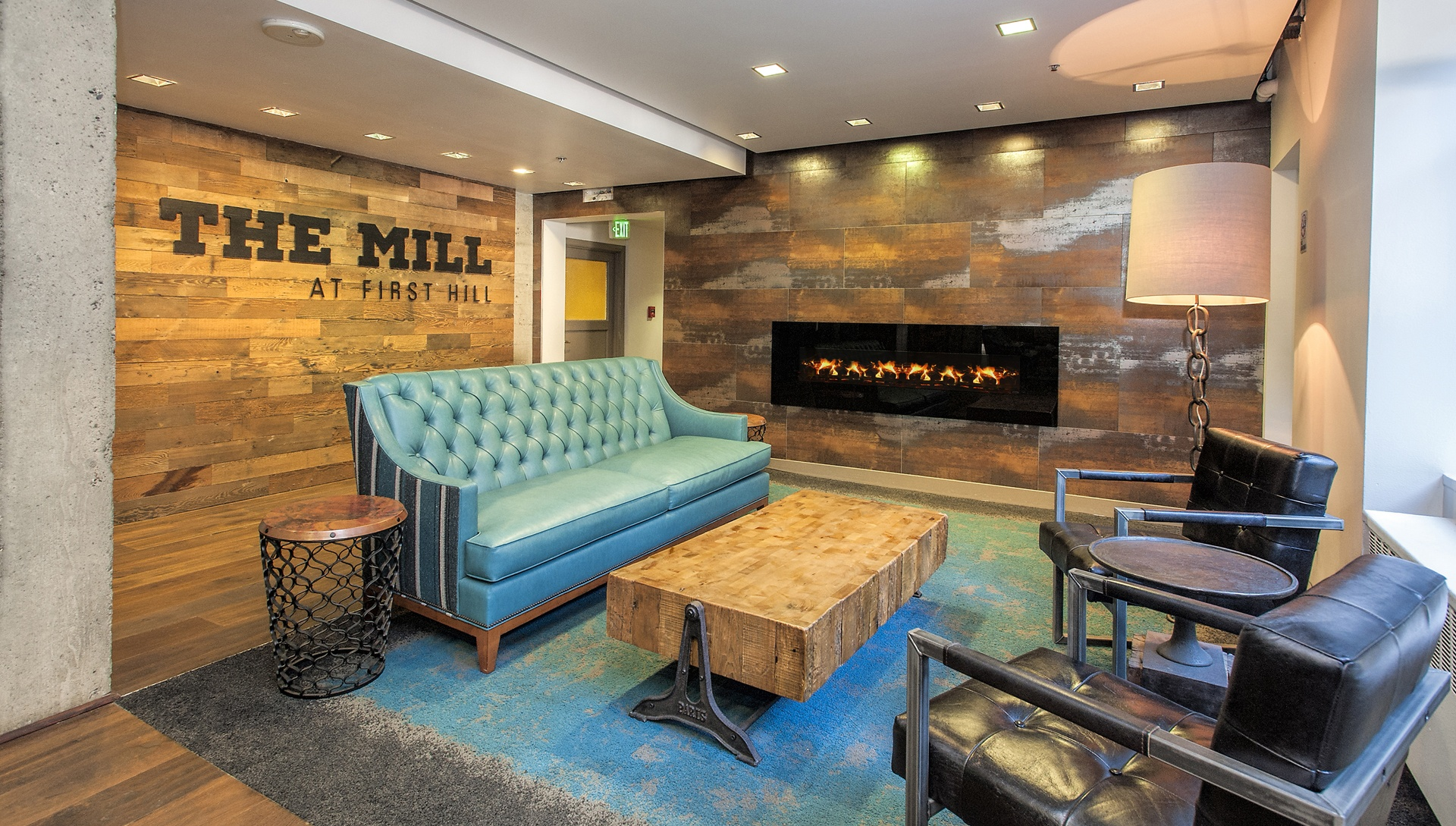 First Hill Seattle, WA Apartments for Rent | The Mill at ...