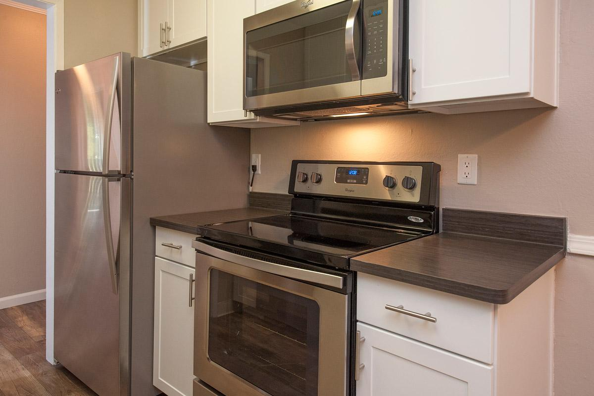 Luxury Kitchen at Villa Palms Apartment Homes in Livermore