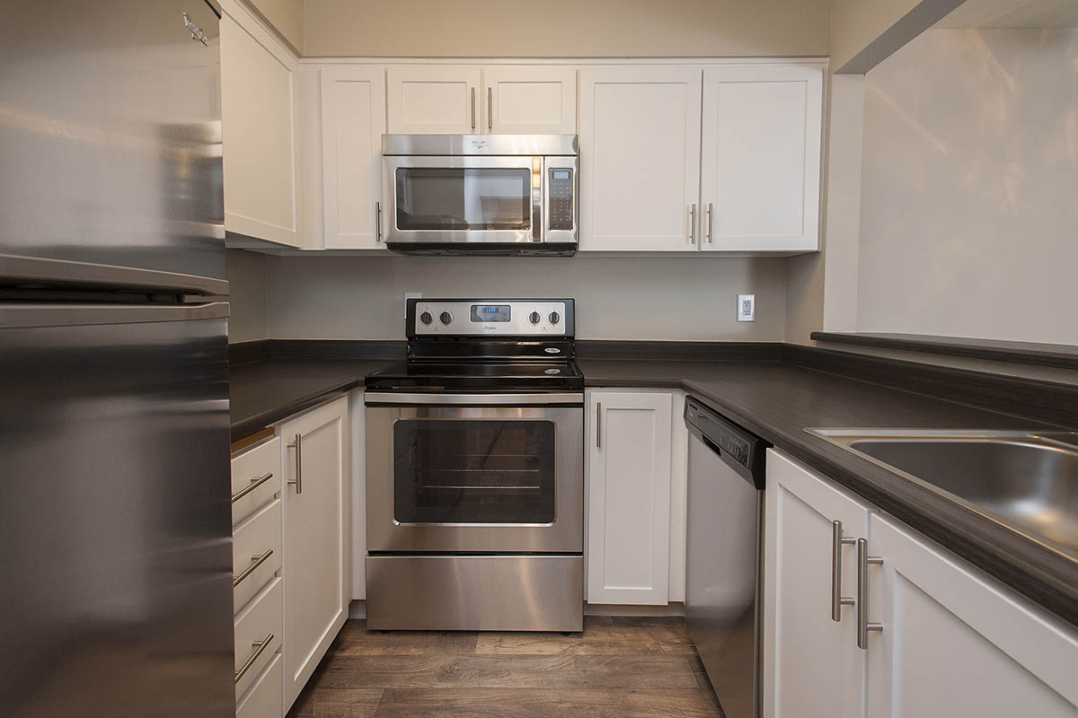 Standard Kitchen at Waterhouse Place in Beaverton