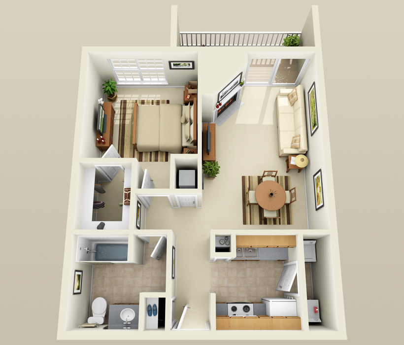 Affordable 1 & 2 Bedroom Apartments In Madison, WI