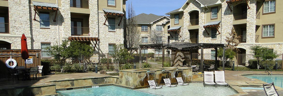 Successful renovation and revitalization project by Hayman Company in the Dallas/Ft. Worth area
