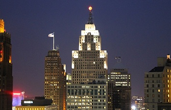 In 1970, The Hayman Company grew rapidly by managing many of Detroit's landmark buildings.