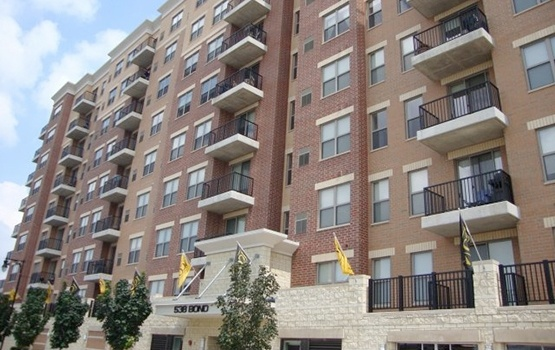 Hayman case study for Icon on Bond apartments in Grand Rapids