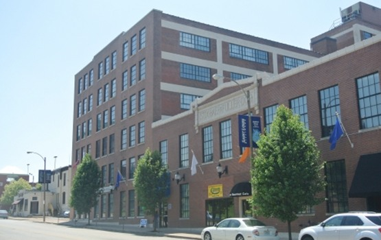 Hayman case study for University Heights apartments in St. Louis