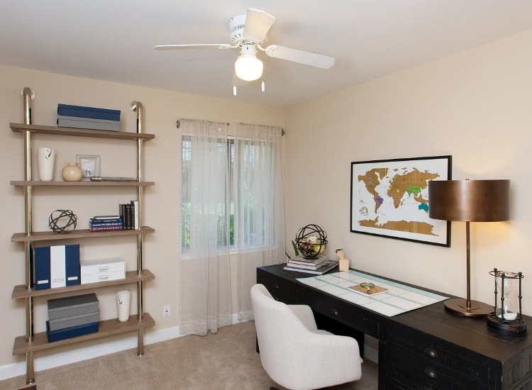 Studio room at Greenpointe Apartment Homes