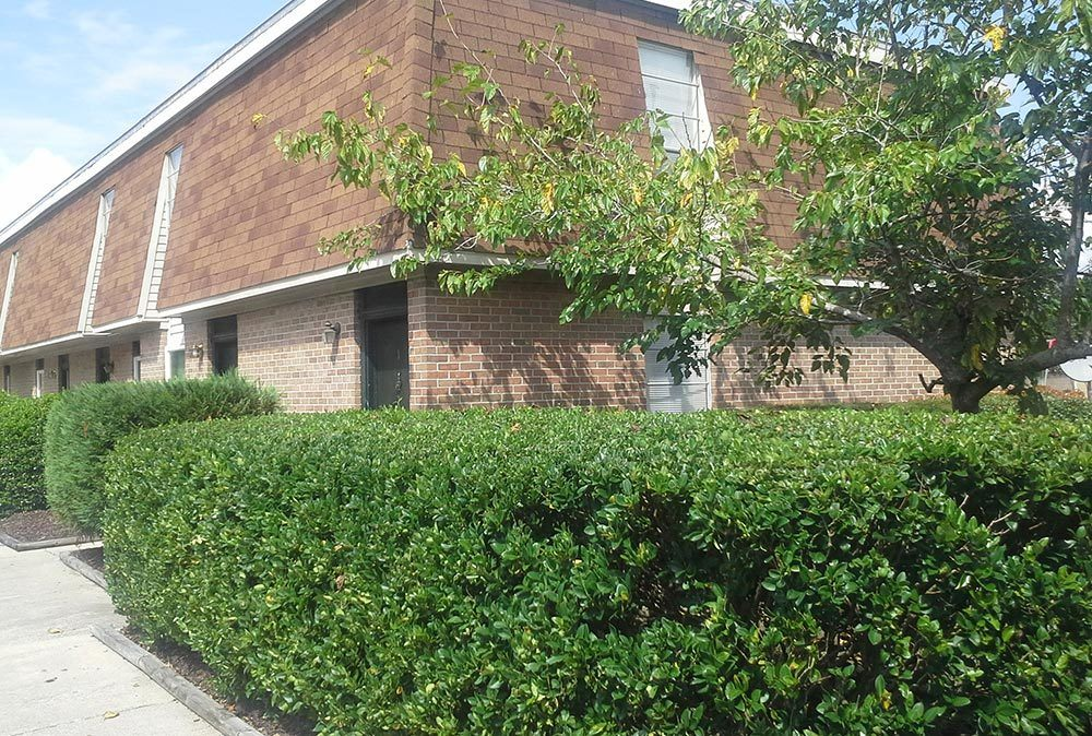 Exterior view of our apartments in Sumter South Carolina