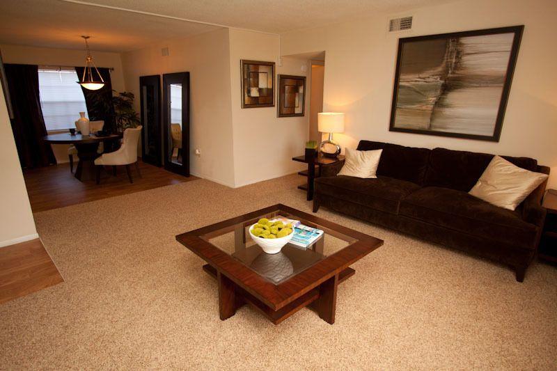Our spacious modern apartments - Winter Park Apartments