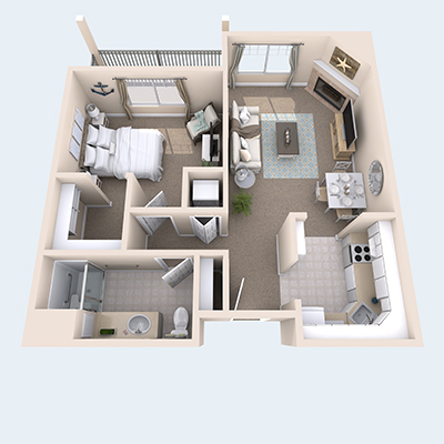 Check out our floor plans at Canterbury Park