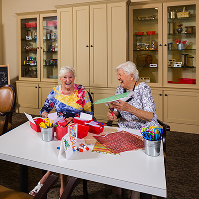 Life enrichment at Sterling Inn