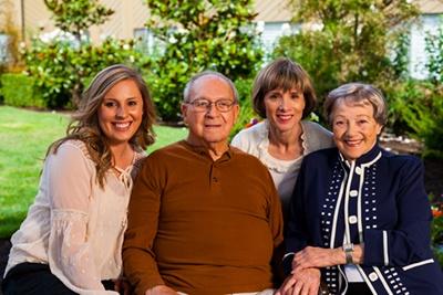 The Koelsch senior living family