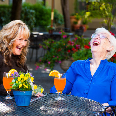 Independent Living at senior living in Cascade Inn