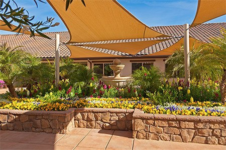 Our Chandler, AZ community is beautifully designed and landscaped
