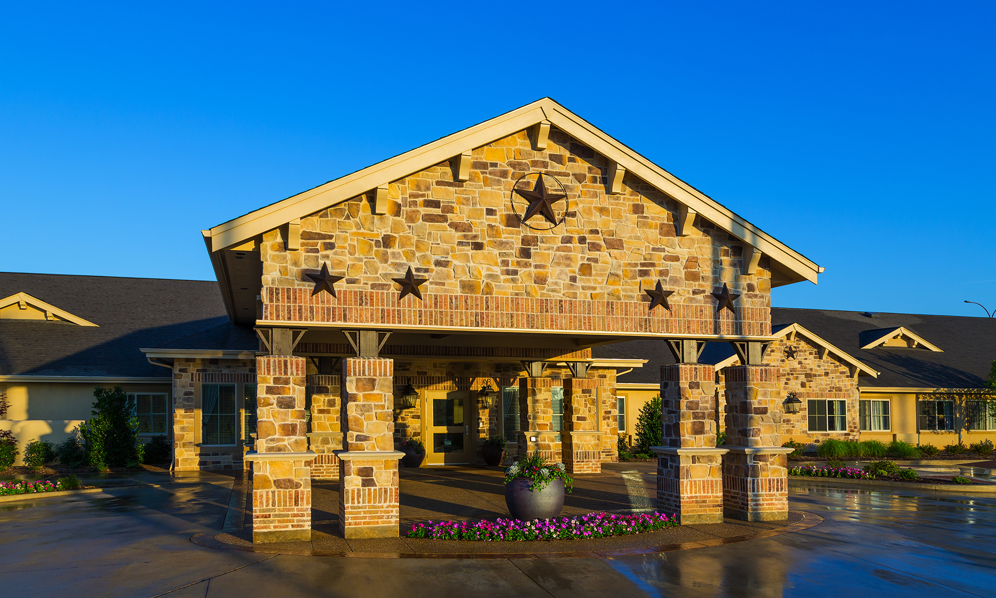 Senior living in Frisco, TX