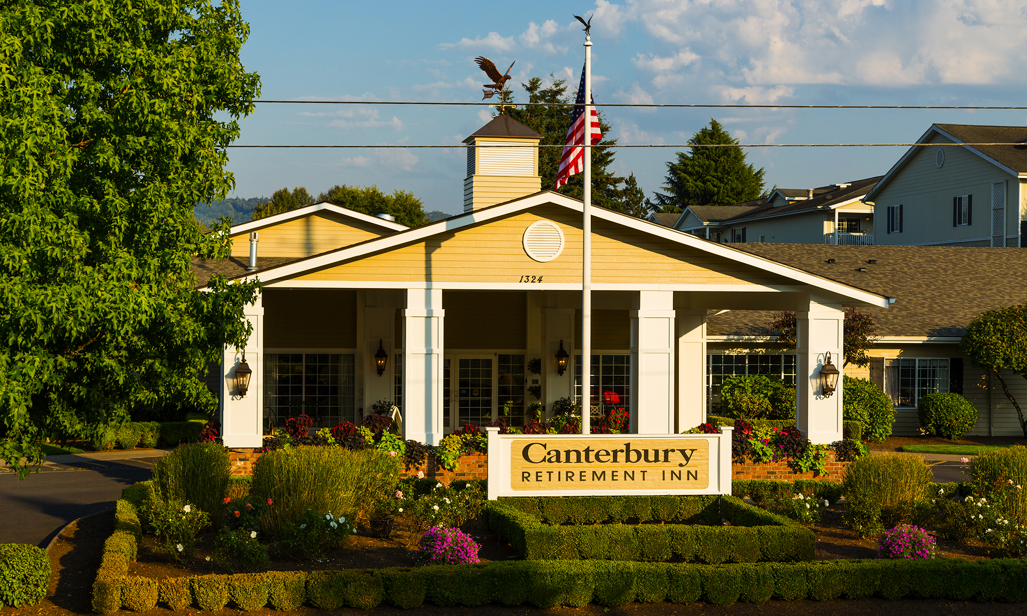Senior living in Longview, WA