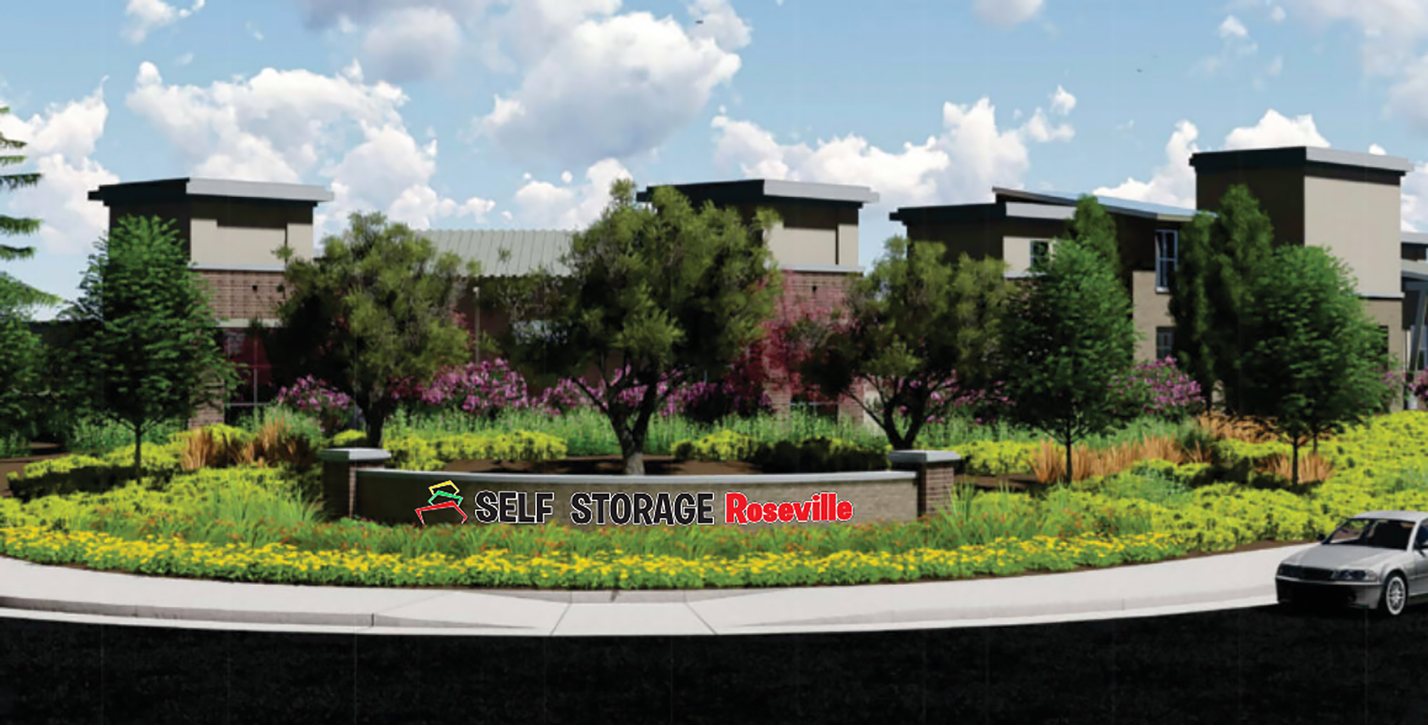 Roseville Self Storage - Home of the 1st Year Price Guarantee!
