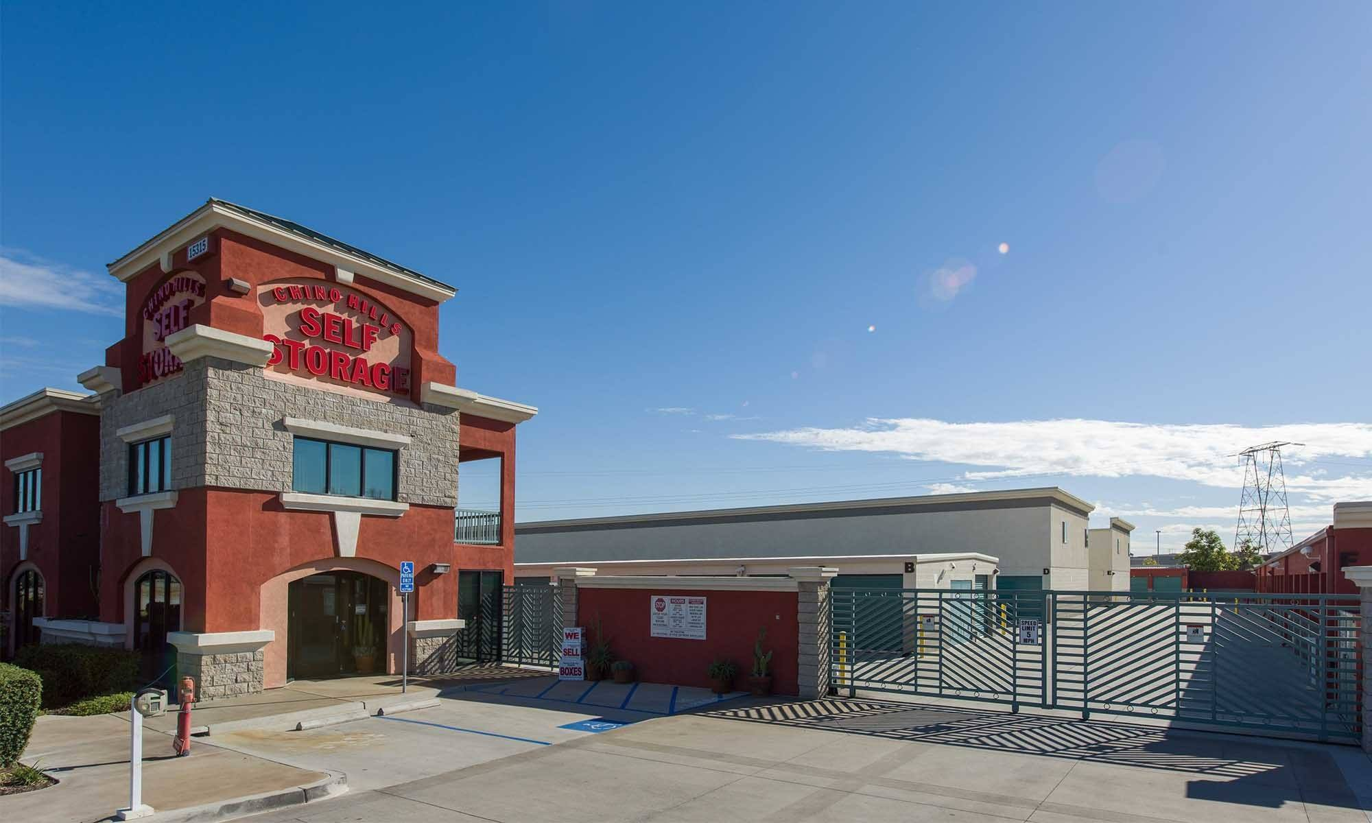 Visit Smart Self Storage locations throughout the state of CA