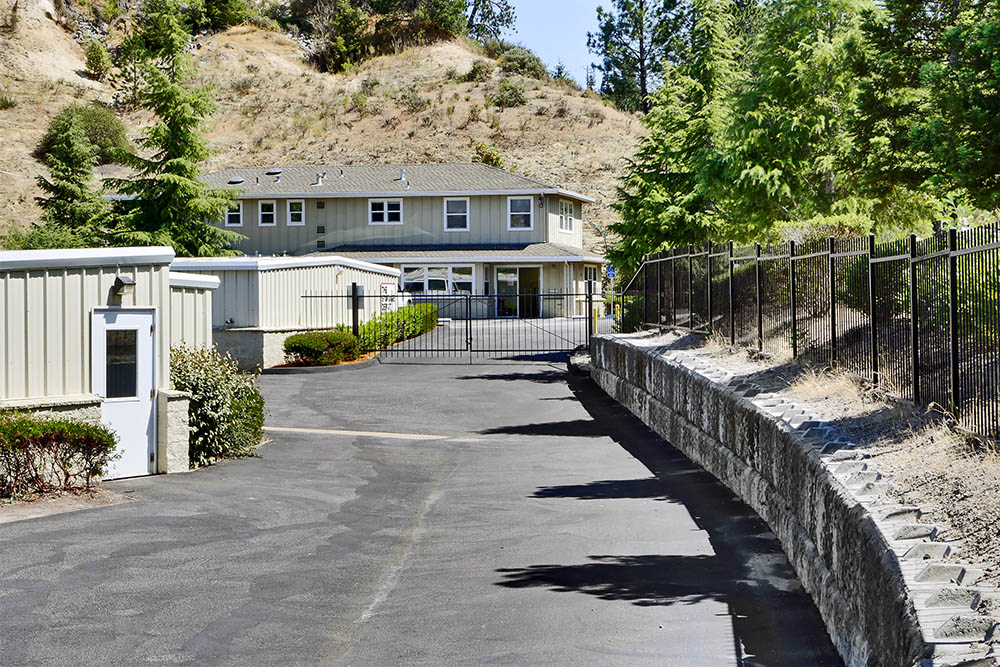 High Quality Secure Access At Storage Facility In Scotts Valley, CA.