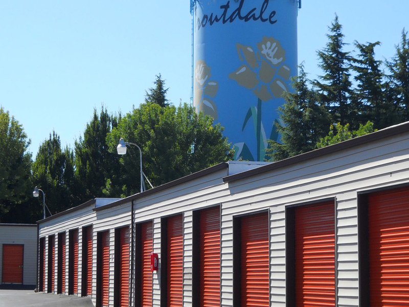 The Stor-Room Mini Storage in Troutdale, OR