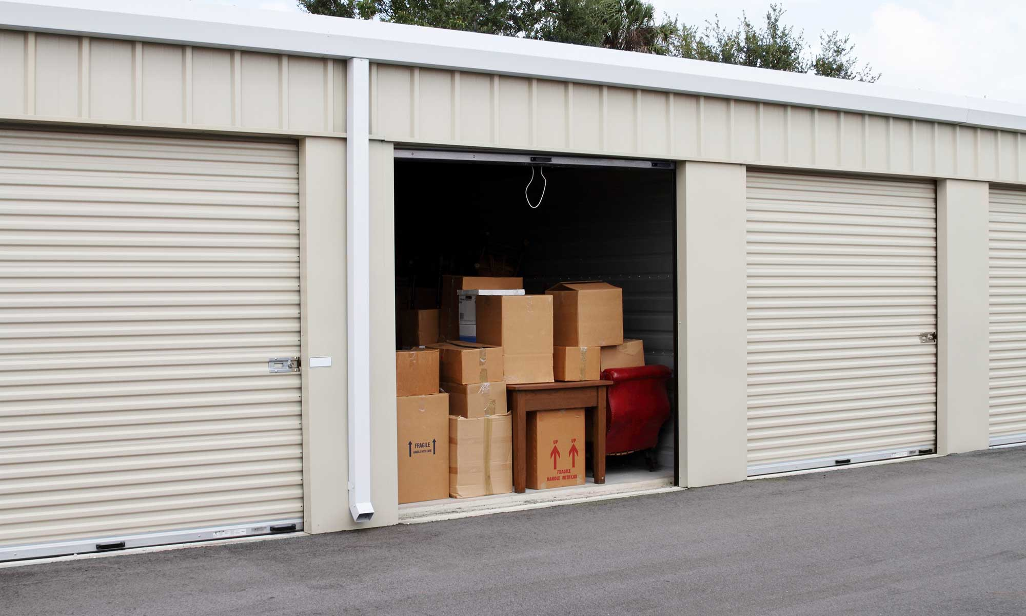 Self storage in Independence OR