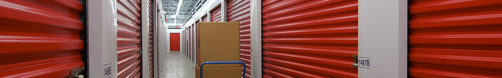 Storage units in Victoria, BC