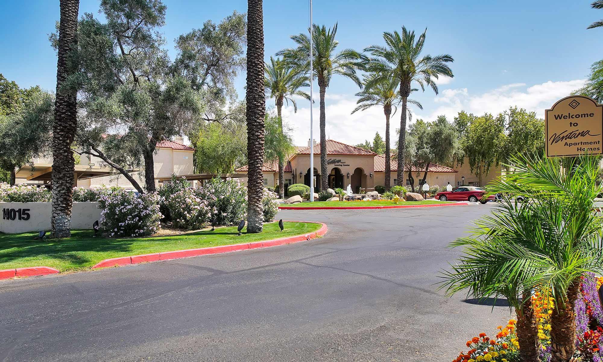 Scottsdale Az Apartments For Rent Ventana Apartment Homes