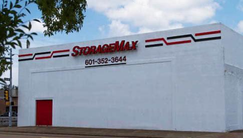 StorageMax Downtown location
