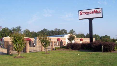 StorageMax Tupelo location