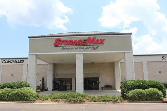 What We Offer At StorageMax Byram
