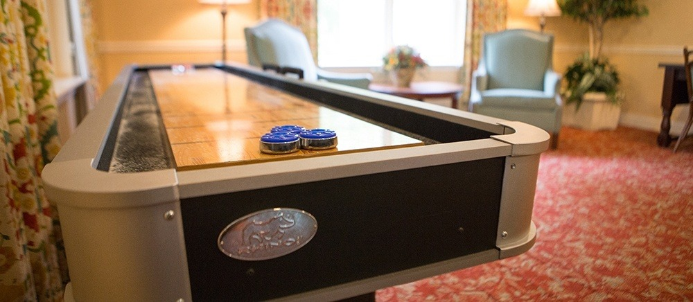 Enjoy some games at Symphony Manor of Feasterville