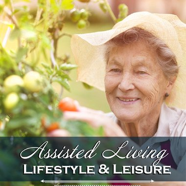 Assisted living enrichment opportunities at Highland Estates