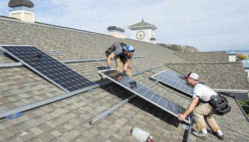Solar panels | Milestone Retirement Communities