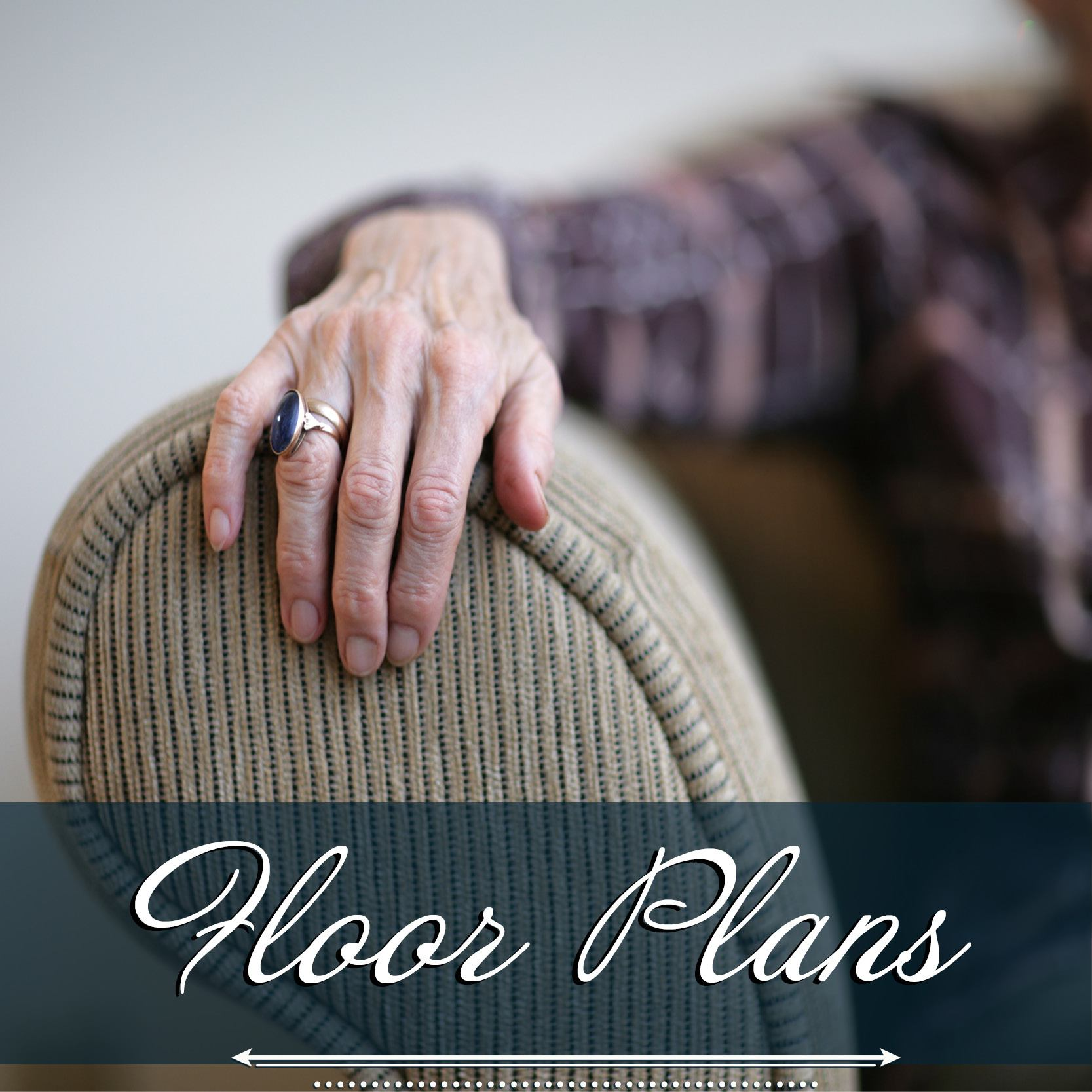Floor Plans at Hillcrest Memory Care